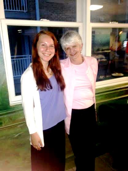 Aunt Carol and I