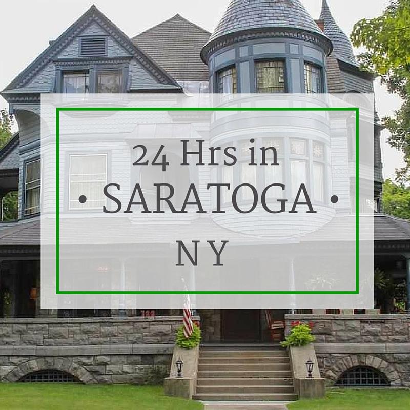 travel saratoga springs ny
