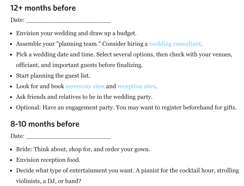 how long should you be engaged